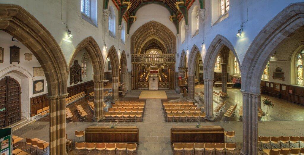 レスター大聖堂 Leicester Cathedral