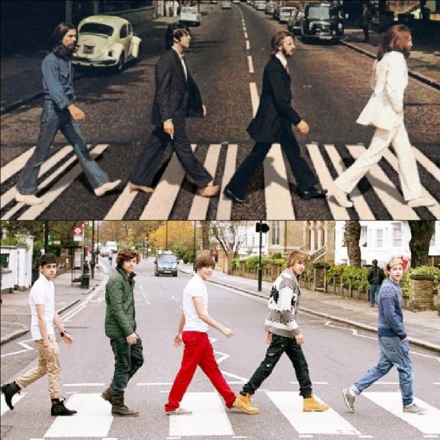 beatles ビートルズ One Direction ワン ダイレクション UKミュージシャン