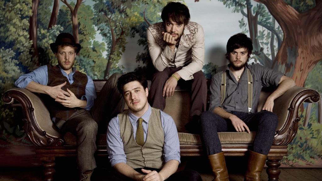 mumford& sons マムフォード&サンズ UKミュージシャン