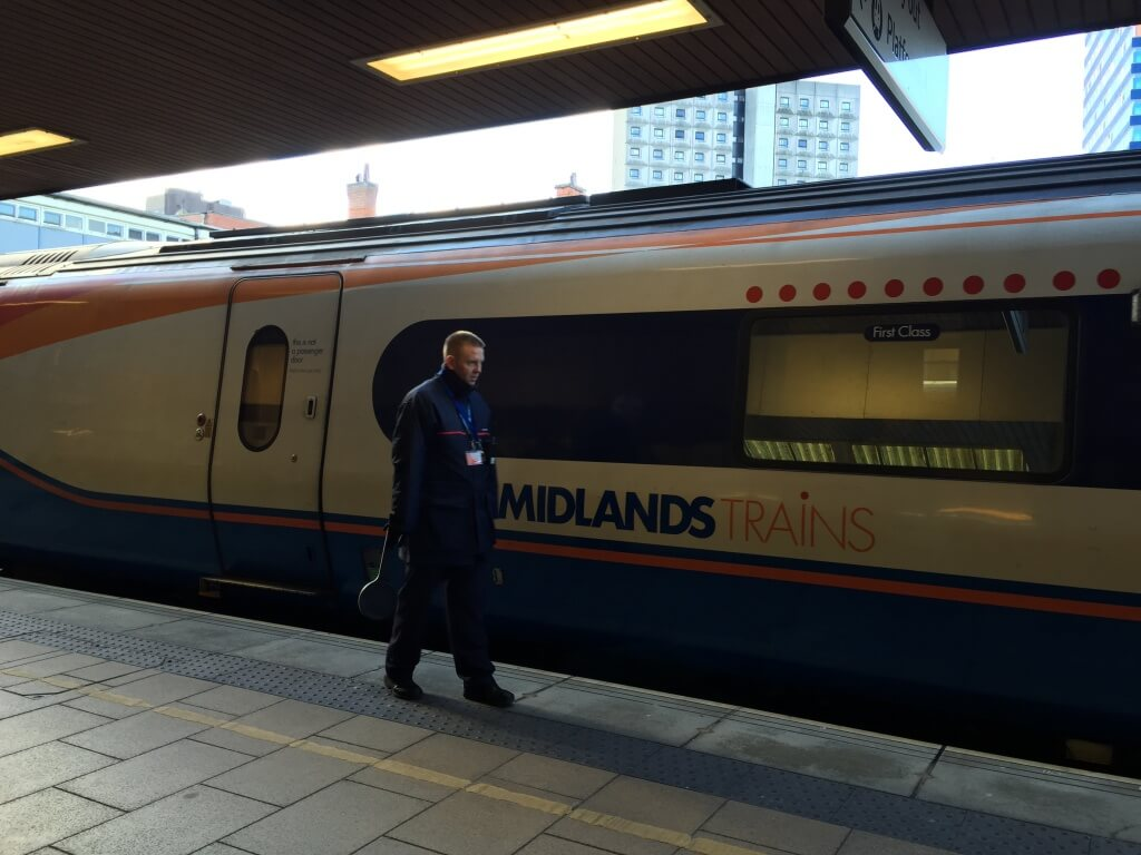 midlands trains