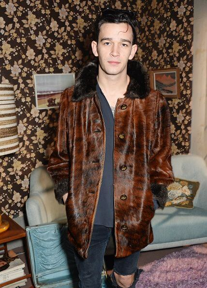 matt healy マットヒーリー the 1975 ファッション fashion