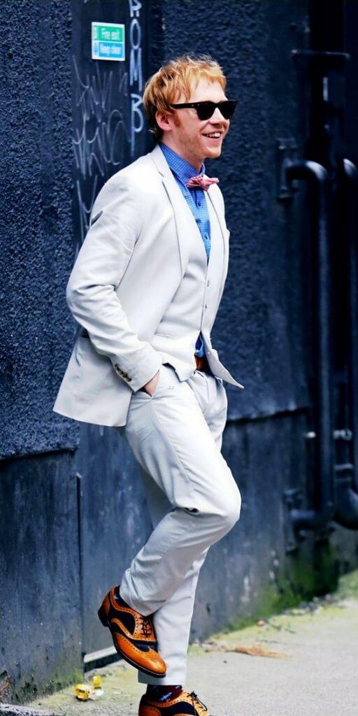 rupert-grint ルパート グリント fashion ファッション 3